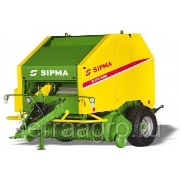 Рулонный пресс-подборщик SIPMA PS 1510 / FARMA