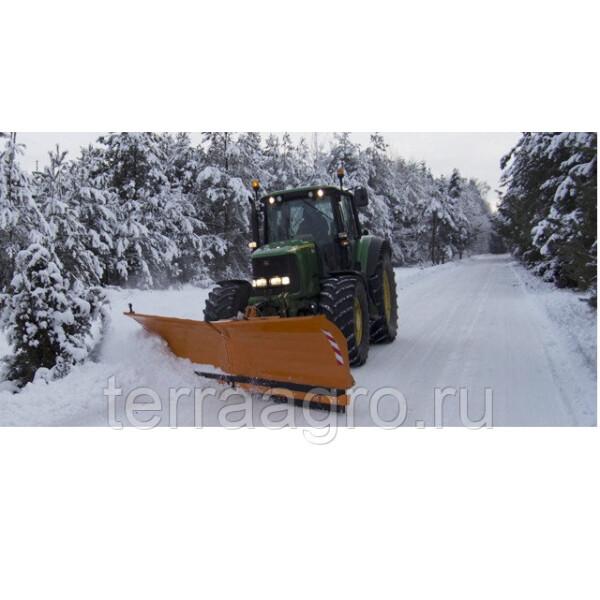 Отвал для уборки снега PSV UP для МТЗ-82