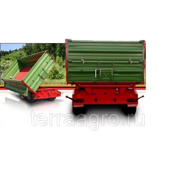 Двухосный тракторный прицеп тандем Т663/1 (грузоподъемность 7…10тонн)