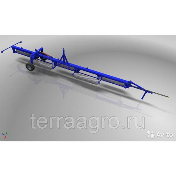 Каток кольчато-зубчатый ККЗ-10.6Н-01 (460мм)