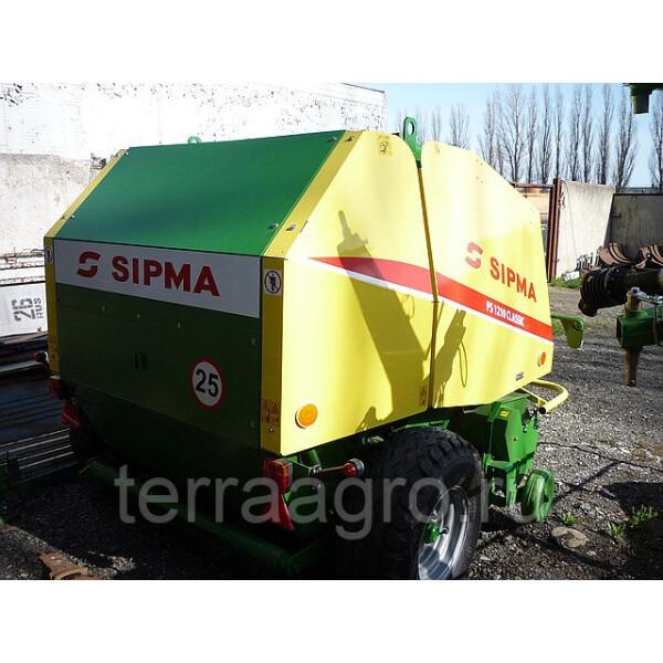 Рулонный пресс-подборщик SIPMA PS 1210 CLASSIC