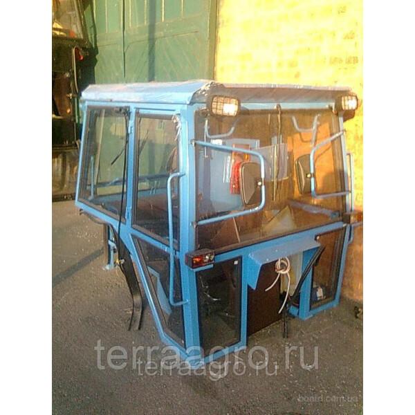 Малая кабина для тракторов МТЗ- 80, МТЗ-82 (Россия)