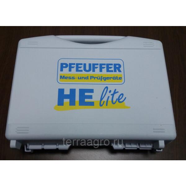 Влагомер зерновых культур HE-Lite с размолом (Германия, Pfeuffer)