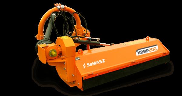 Мульчирователь KBRP 160 200 SaMASZ