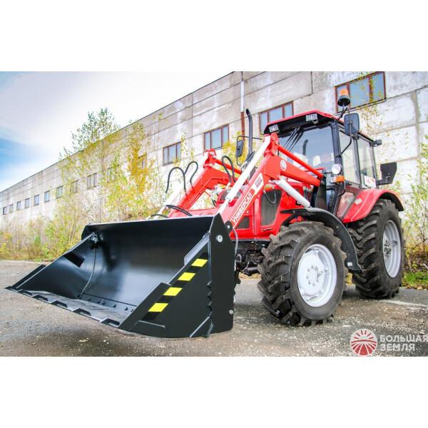Фронтальный погрузчик на трактор Универсал 800R к Беларусу 622